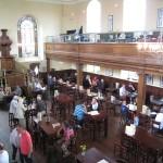 George's Meeting House - Interior