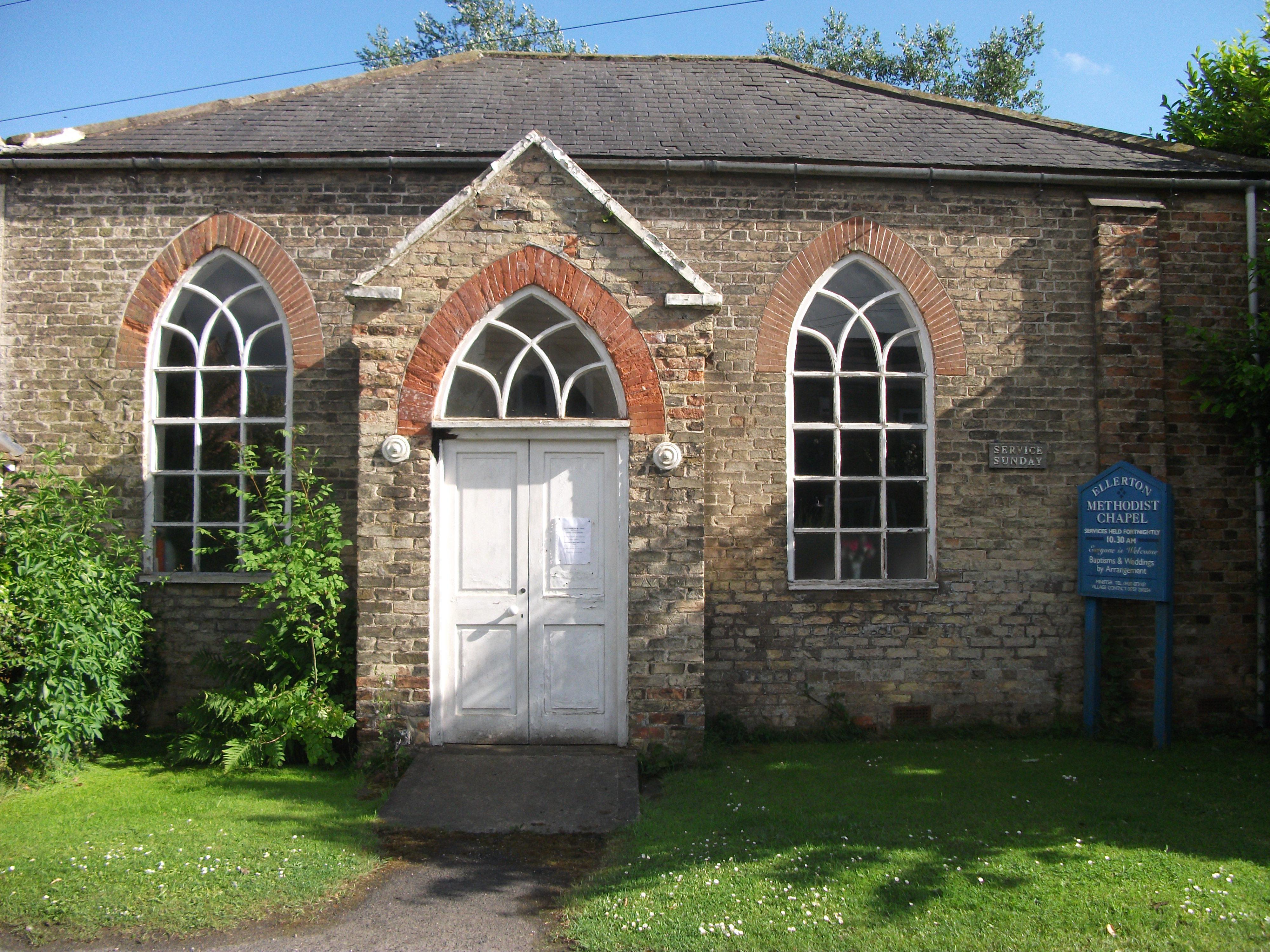 The Chapels Society