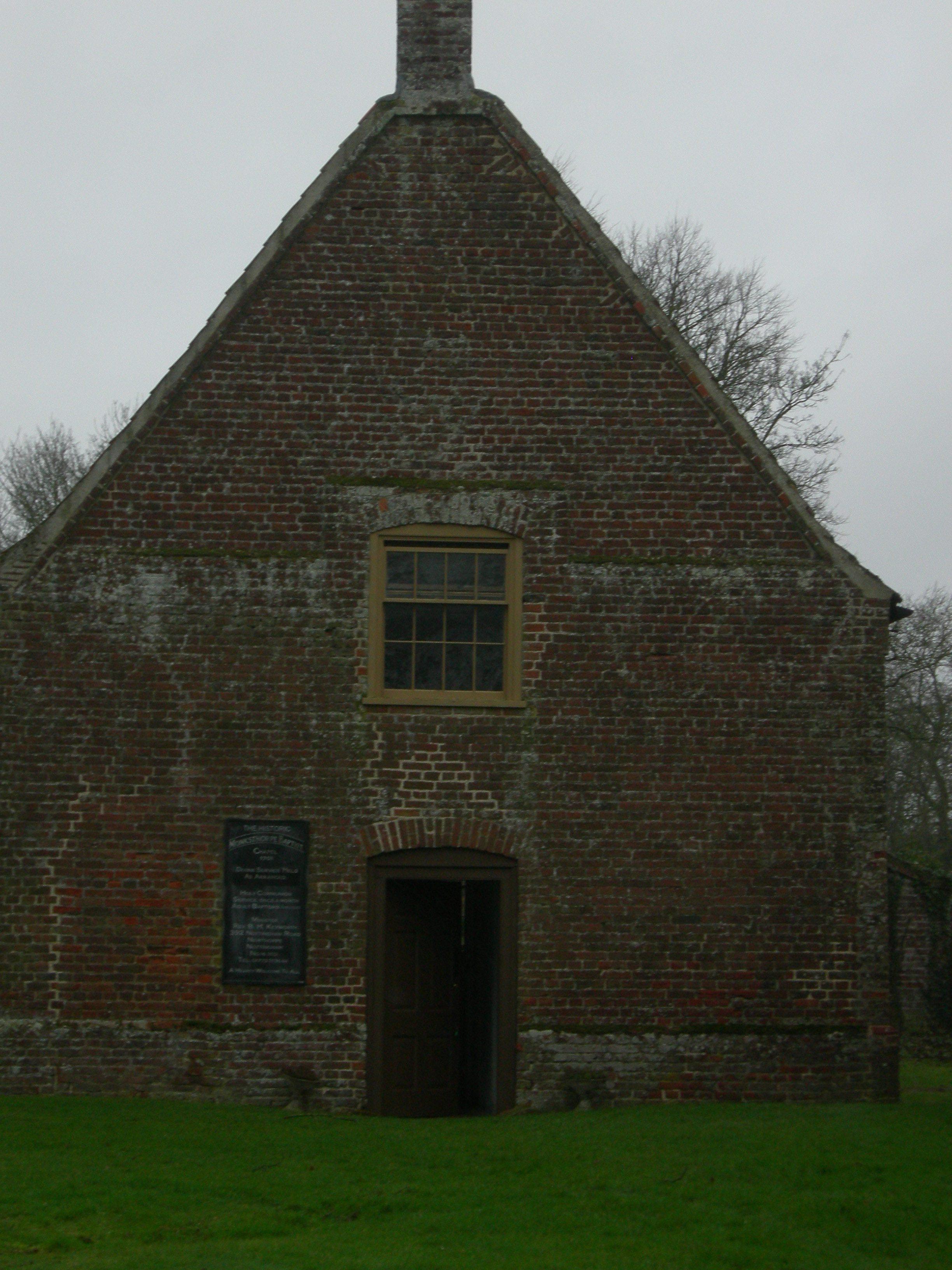 Monksthorpe Baptist Chapel - Entrance