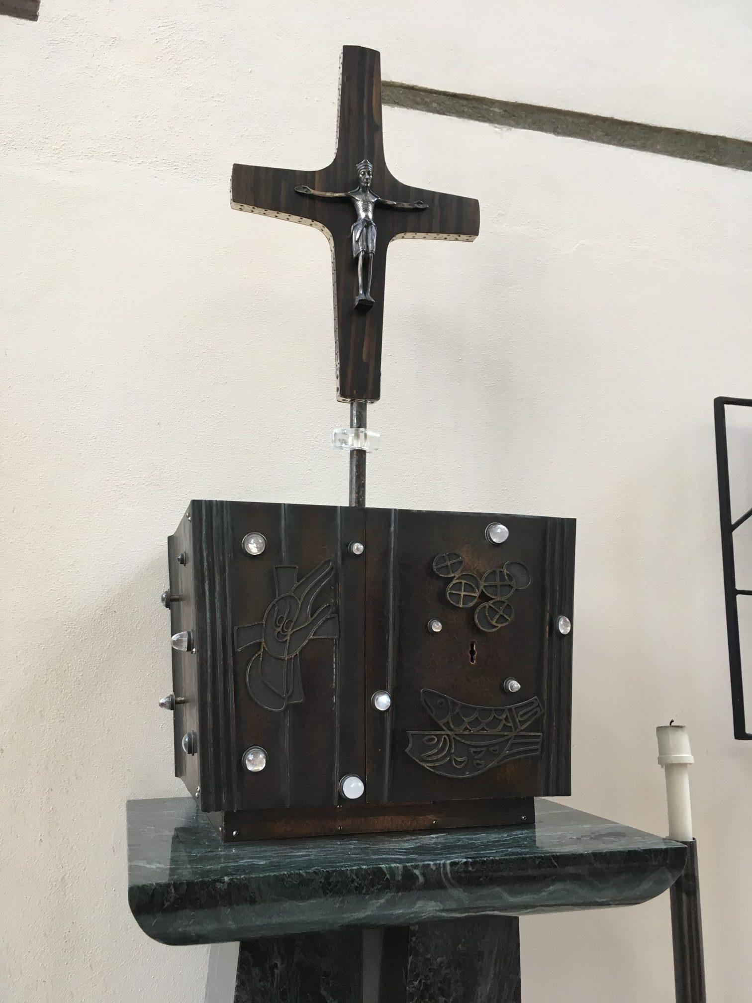 St Boniface - tabernacle
